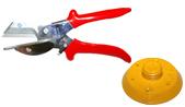 Werkzeuge u. Hilfsmittel für Beton