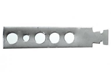 Maueranschlußanker ML 120/12 verz.