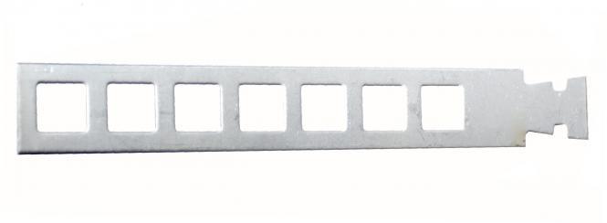 Dünnbett- Klebeanker ML 185/12 A2
